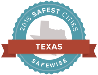 Texas Safest Cities 2016